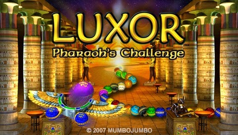 LUXOR-Pharaohs-Challenge-Title-Screen-Mumbo-Jumbo