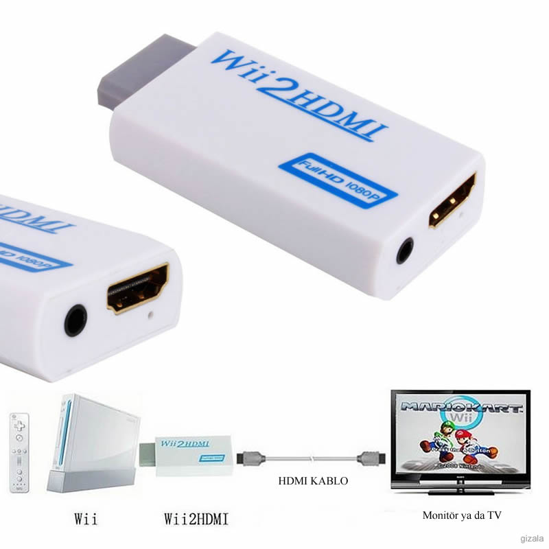 Free-Shipping-White-For-Wii-to-HDMI-Wii2HDMI-Adapter-Converter-Full-HD-1080P-Output-Upscaling-31